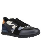 Valentino Garavani Sneakers - Grey/ivory/nero