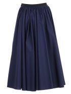 Antonio Marras Flared Skirt - Blu