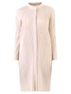 Pleats Please Issey Miyake Pleated Dress - NEUTRALS