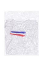 Maison Margiela Leave A Message Cotton Sweatshirt - White