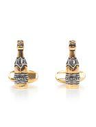 Paul Smith Champagne Bottle Cufflinks - Basic