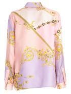 Versace Collection Printed Shirt - Grosa St