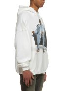R13 Printed Hoodie - Bianco multicolor