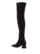 Pollini Over-the-knee Boots - Nero