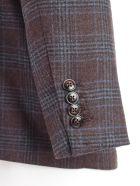Barba Napoli Jacket Single Breated - Moro Blu