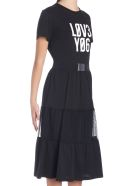 RED Valentino 'love You' Dress - Black