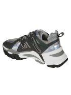 Ash Flash Sneakers - Strobo white