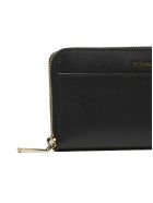 MICHAEL Michael Kors Jet Set Travel Zip Around Wallet - Nero