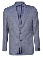 Tagliatore Slim-fit Blazer - Grey