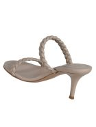 Gianvito Rossi Marley Sandals - Mousse