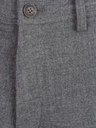 Y's Pants Straight - Charcoal