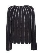 Emporio Armani wool jacket - Nero