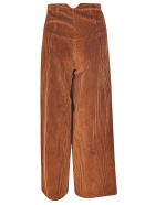 Tela 9 High Rise Corduroy Jeans - Brown