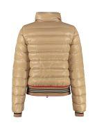 Burberry Detachable Sleeves Down Jacket - Beige