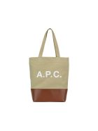 A.P.C. Axel Cabas Bag - Noisette