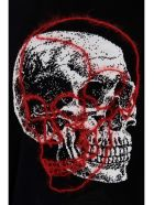 Alexander McQueen 'skull' Sweater - Black