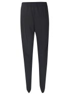 Dries Van Noten Palmira Skinny Trousers - Black
