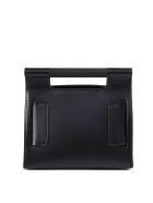 BOYY Romeo Black Color Leather Hand Bag - Black