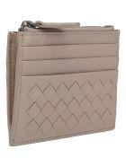 Bottega Veneta Credit Card Holder - Limestone