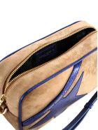 Golden Goose Leather Shoulder Bag - Brown