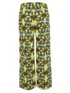 Aspesi Printed Trousers - Basic