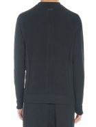 Y-3 'primeknit Jacket' Sweatshirt - Black