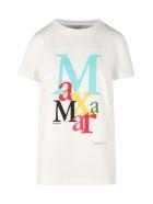 Max Mara Humour Body Top - Bianco