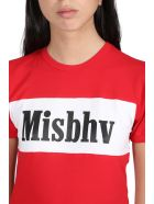 MISBHV Short Sleeve T-Shirt - Rosso