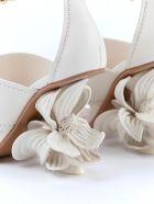 Alexander McQueen Sandal - Calico/gold/calico