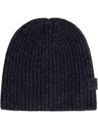 Prada Wool And Cashmere Hat - grey
