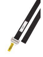 HERON PRESTON Taping Jacquard Belt - Nero