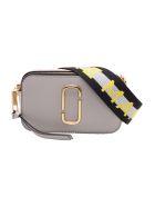Marc Jacobs Snapshot Leather Shoulder Bag - Dusti Multi