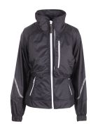 Adidas by Stella McCartney 'truepace Two-in-one' Polyester Jacket - Black