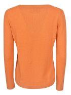 alyki Long-sleeved Jumper - Orange