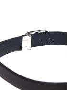 Dior Reversible Belt - Nero blu