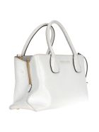 Miu Miu Top Handle Bag - WHITE