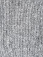 Nuur Sweater L/s Crew Neck Cashmere - Grigio Medio