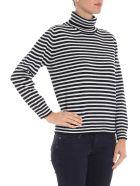 Altea Striped Sweater - Black/White