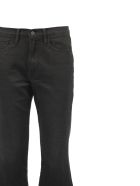 Frame Lace Jeans - Nero