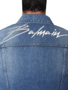Balmain Denim Jacket - DENIM