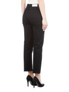 RE/DONE High Rise Stove Pipe Jeans - Black