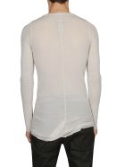 Rick Owens Forever Long-sleeved T-shirt - Light grey