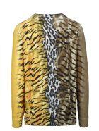 Neil Barrett Sweater - Yellow & Orange