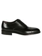 Moreschi New York Derby Shoes - Black
