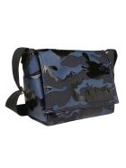 Valentino Garavani Medium Messenger Bag - Marine