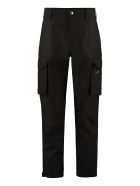 Givenchy Cotton Cargo-trousers - black