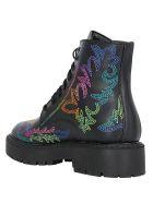Jessie Western Jessie Western X Boots - Black