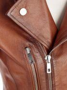 Desa 1972 Fitted Biker Jacket - Woody