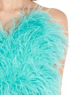 ATTICO Top - Light blue