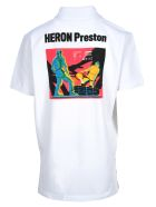 HERON PRESTON Polo Metal Worker - White